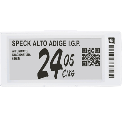 Elektroninės kainų etiketės EPD L