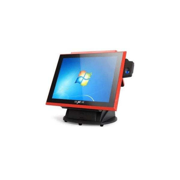 Kompiuteris lietimams jautriu ekranu iCPOS 195